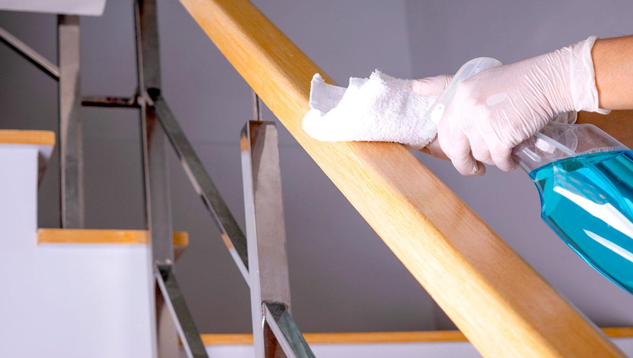 Limpieza de mantenimiento, limpiezas de comercios
