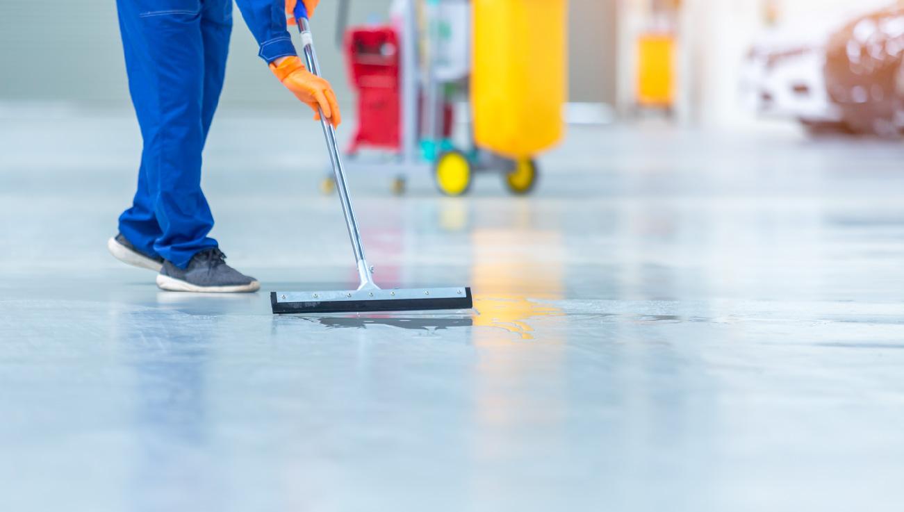 Limpieza de mantenimiento, limpiezas de garajes