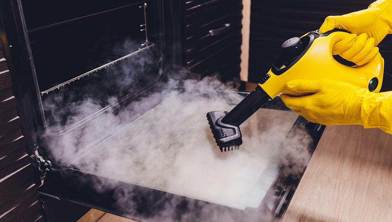 Limpiezas de desinfección con vaporización
